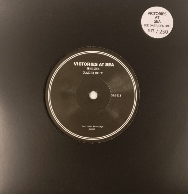 Victories at Sea - Ice Data Centre 7 inch